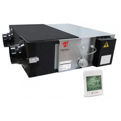 Компактные приточно-вытяжные установки SOFFIO PRIMO RCS-650-P