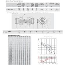 Канальный вентилятор Soler Palau TD-800/200 Silent 3V